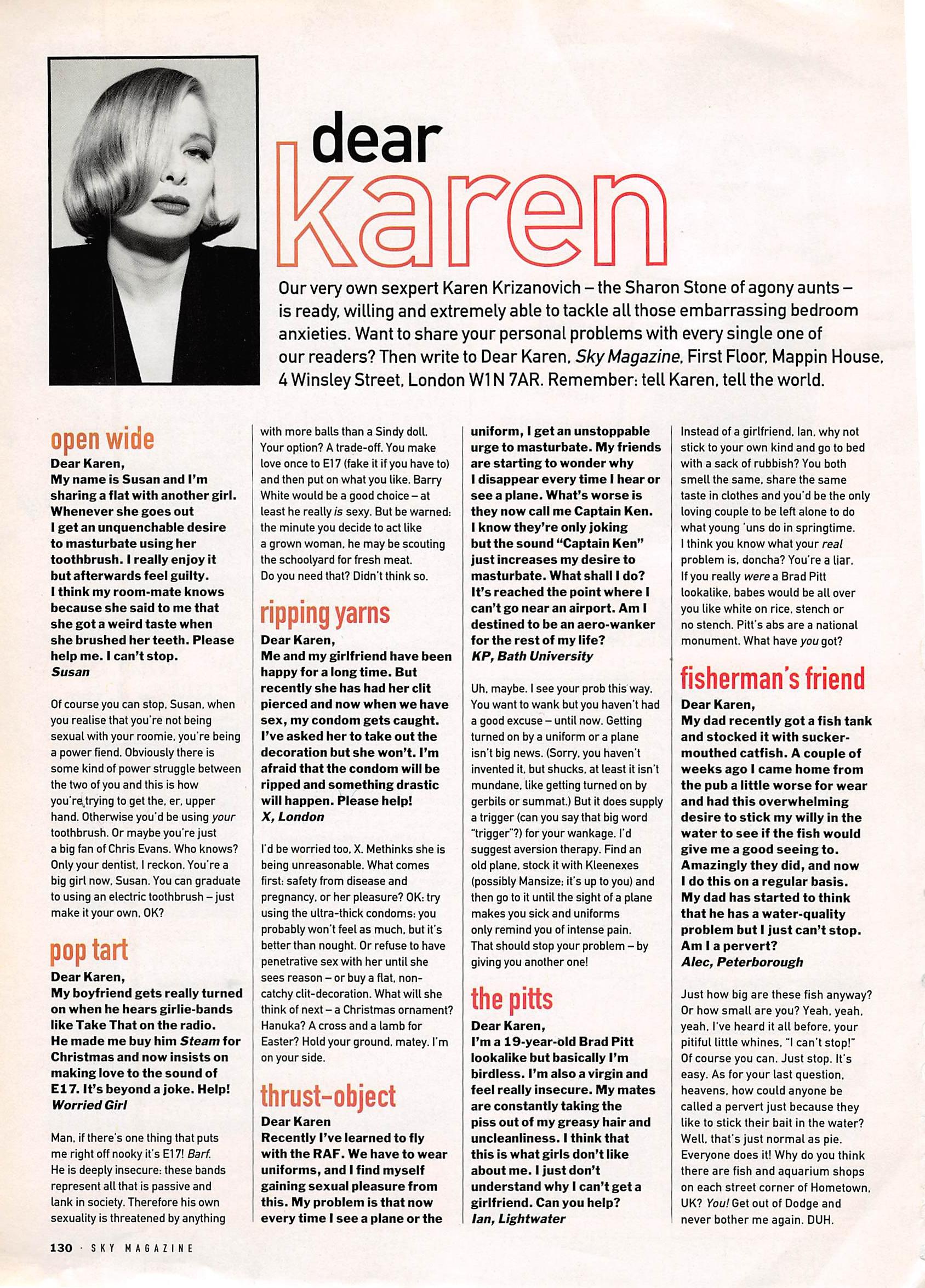 openwide | Karen Krizanovich